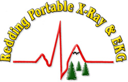 Redding Portable X-Ray & EKG Logo